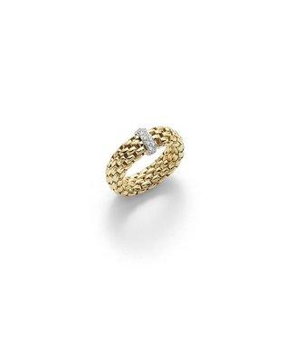Fope ring roosgoud Vendôme AN559 BBRM