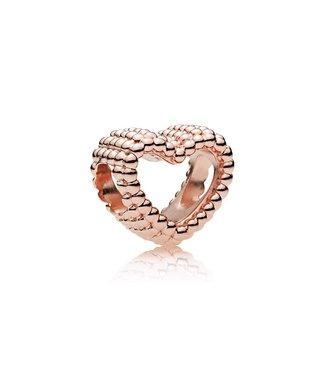 Pandora Rose Beaded Heart 787516