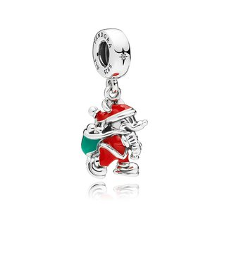 Pandora Disney, Santa Mickey & Gift Bag 797501ENMX