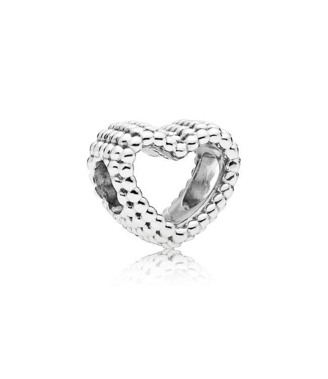 Pandora Beaded Heart 797516
