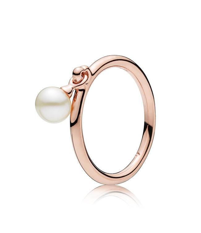 Pandora Contemporary Pearl ring 187525P