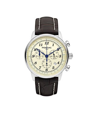 Pontiac Phoenix Chrono heren horloge P40019
