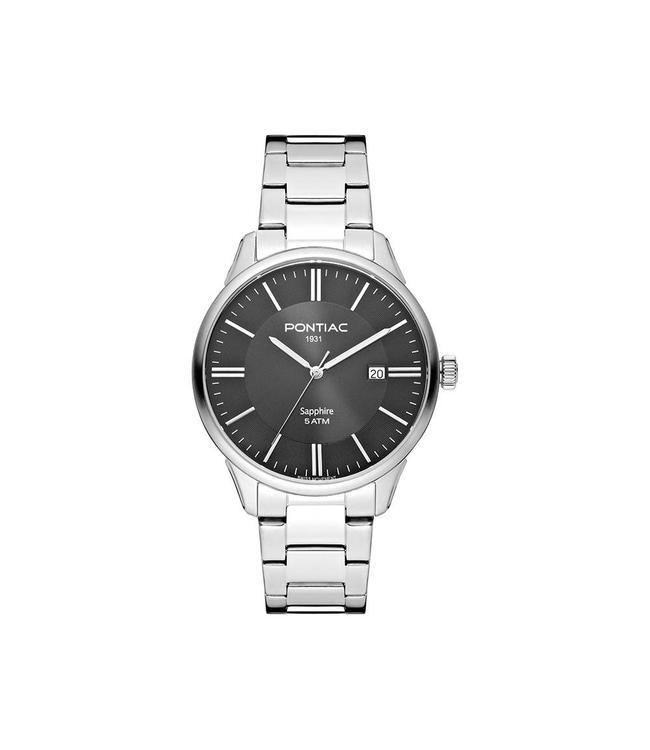Pontiac Brighton Draco heren horloge P20043