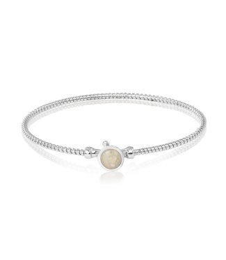 See You Gedenksieraden armband silver BL 014