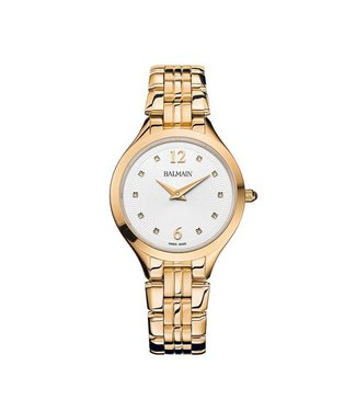 Balmain Maestria Lady Round dames horloge B45103324