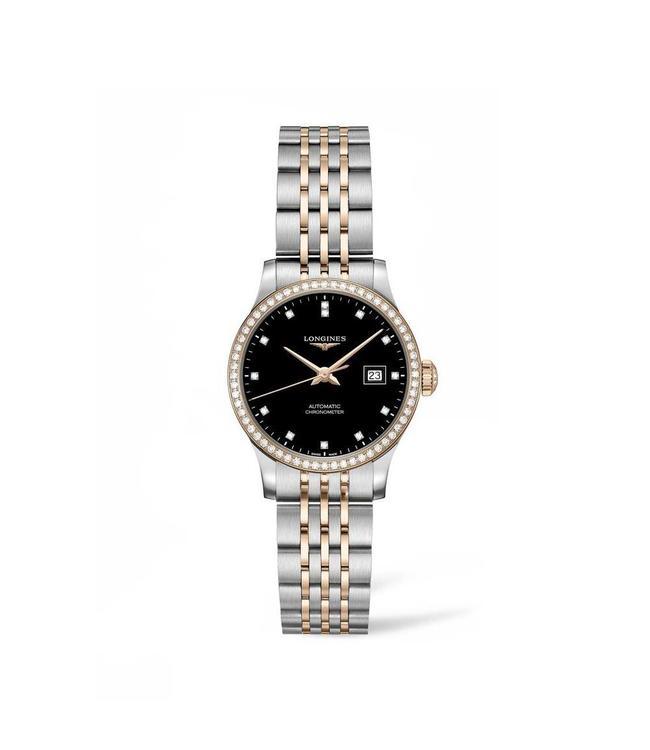 Longines Record Automatic dames horloge L23215597