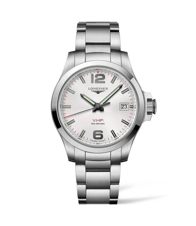 Longines Conquest V.H.P heren horloge L37164766