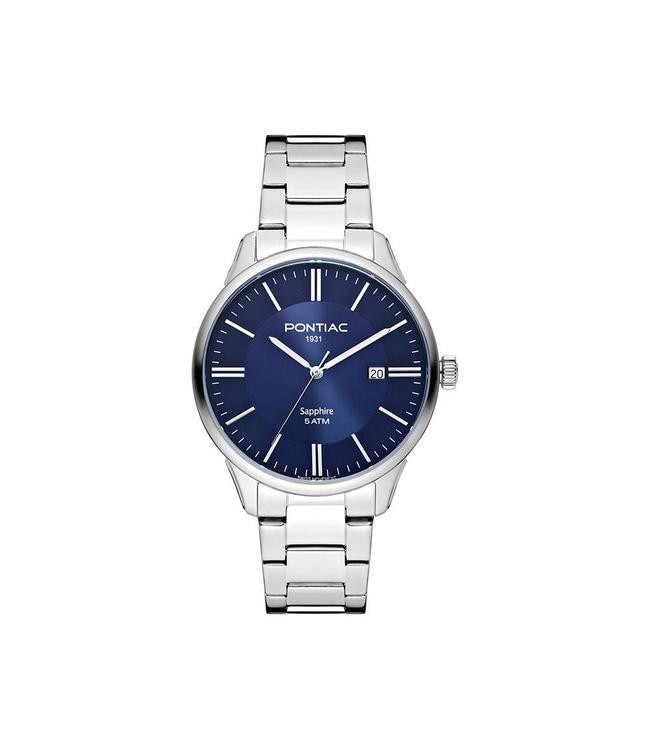 Pontiac Brighton Draco heren horloge P20042