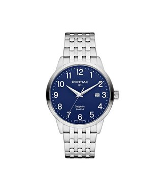 Pontiac Orion heren horloge P20048