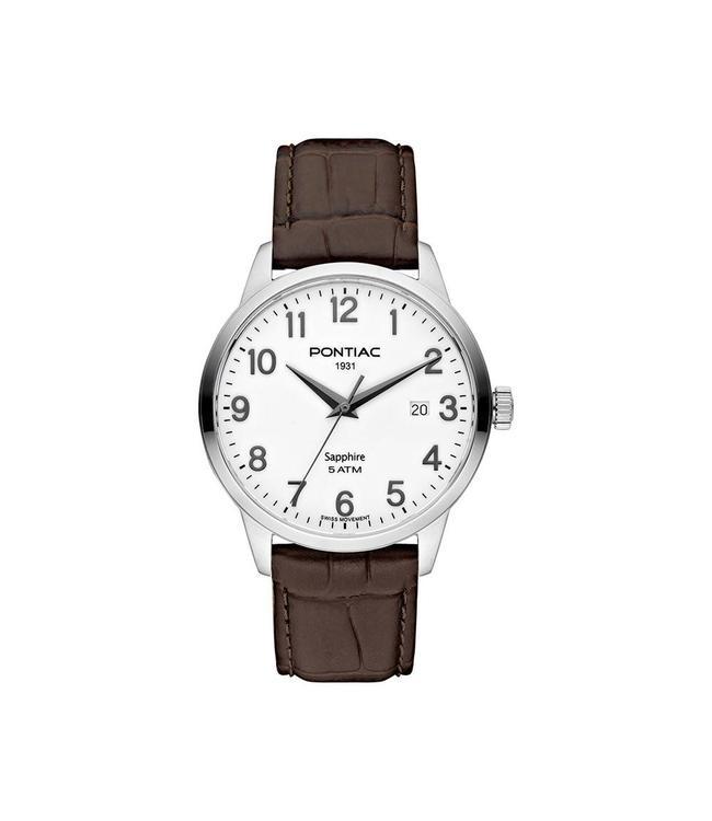 Pontiac Orion heren horloge P20049