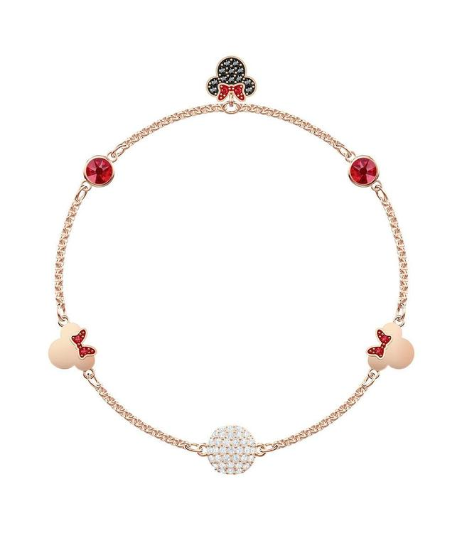 Swarovski Remix Strand Minnie rose