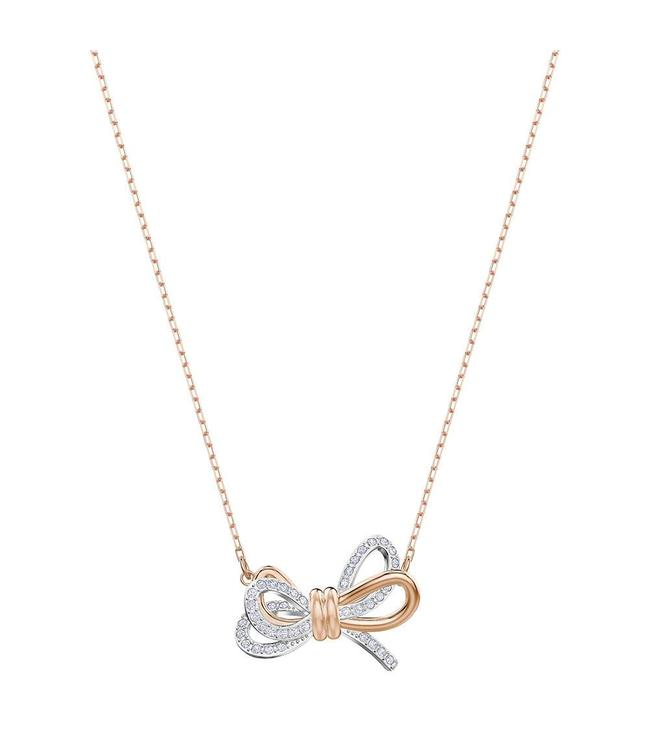 Swarovski Lifelong Bow pendant 5440636