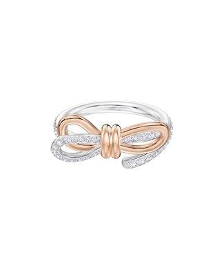 Swarovski Lifelong Bow ring Med Mix