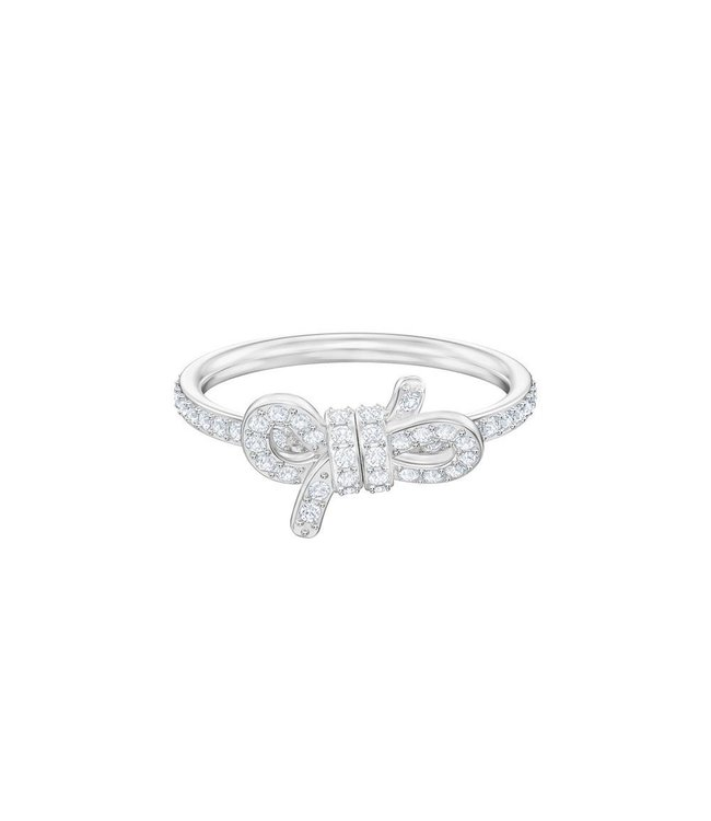 Swarovski Lifelong Bow ring Small