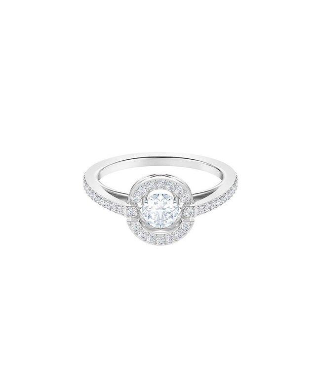 Swarovski Sparkling ring Round