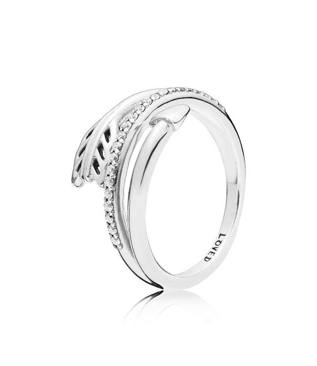 Pandora Sparkling Arrow ring 197830CZ