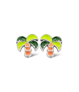 Orage Kids & Teenz oorbellen Palmboom O/4850