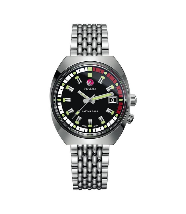 Rado Hyperchrome Automatic Capitain Cook Limited Edition heren horloge R33522153