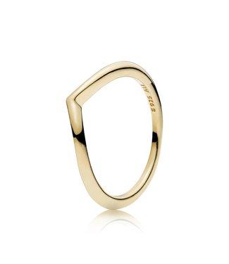 Pandora Pandora Shine Shining Wish ring Stackable 166314