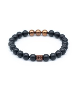 Gemini Classic 8mm Black/Copper