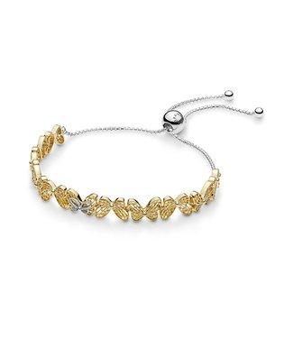 Pandora Openwork Butterflies Sliding bracelet 567957