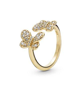 Pandora Dazzling Butterflies ring 168722C01