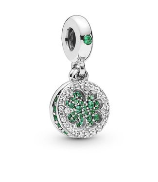 Pandora Dazzling Clover dangle 797906NRGMX