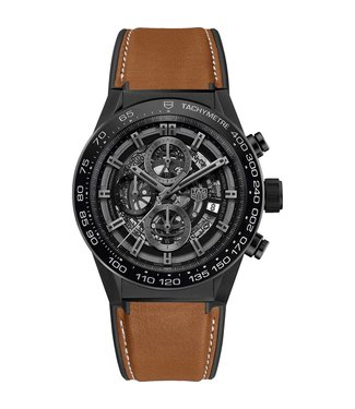 Tag Heuer Carrera Heuer 01 Automatic Chronograph CAR2A91.FT6121