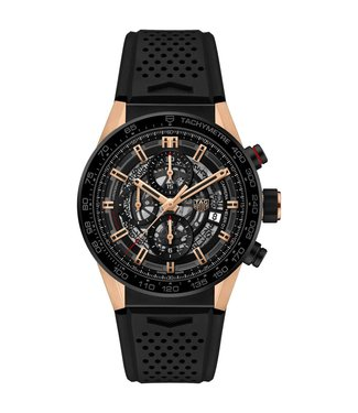Tag Heuer Carrera Heuer 01 Automatic Chronograph CAR205A.FT6087