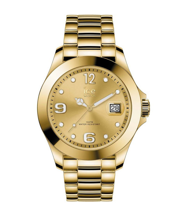 Ice Watch Ice Steel Classic - Gold Full Shiny - Medium 016777
