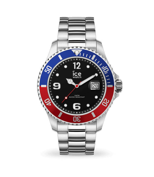 Ice Watch Ice Steel - United silver - Large 016547