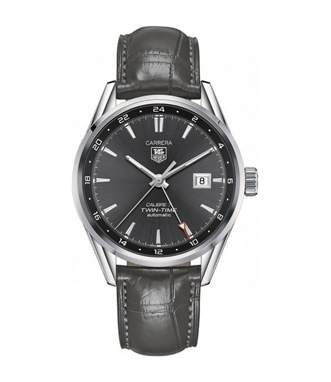 Tag Heuer Carrera Calibre 7 Twin Time Automatic WAR2012.FC6326