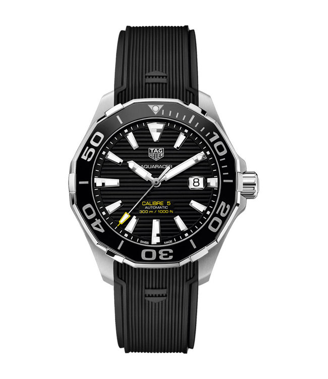 Tag Heuer Aquaracer Calibre 5 Automatic WAY201A.FT6142