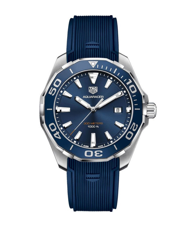 Tag Heuer Aquaracer heren horloge WAY101C.FT6153