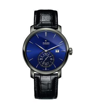 Rado XL Diamaster Petite Seconde Plasma heren horloge R14053206