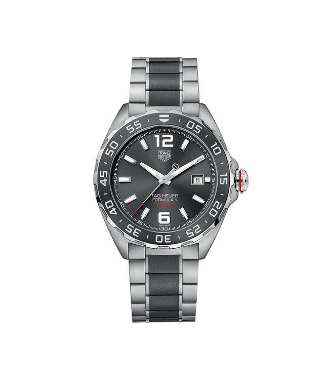 Tag Heuer Formula 1 Calibre 5 Automatic heren horloge WAZ2011.BA0843