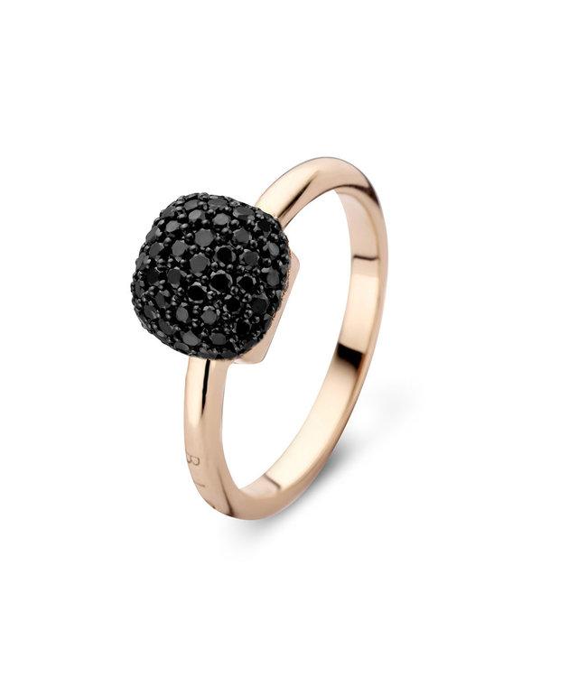 Bigli ring Mini Sweety pavé 23R156Rbldbr