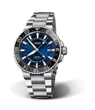 Oris Aquis GMT Date Automatic heren horloge 0179877544135-07 8 24 05PEB