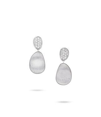 Marco Bicego oorbellen Lunaria Diamonds OB1432-B-W