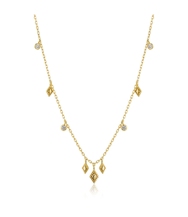 Ania Haie Bohemia necklace gold N016-03G