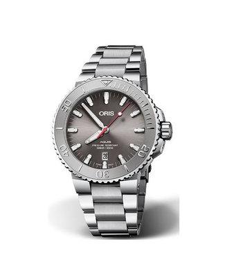 Oris Aquis Date heren horloge 0173377304153-07 8 24 05 PEB