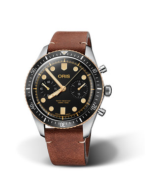 Oris Divers Sixty-Five Chrono Automatic heren horloge 0177177444354-07 5 21 45