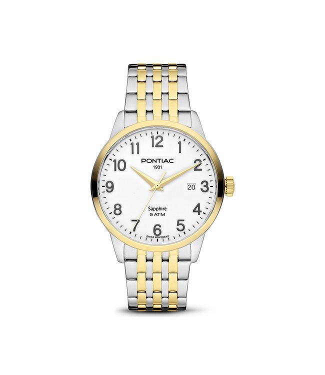 Pontiac Orion heren horloge P20045