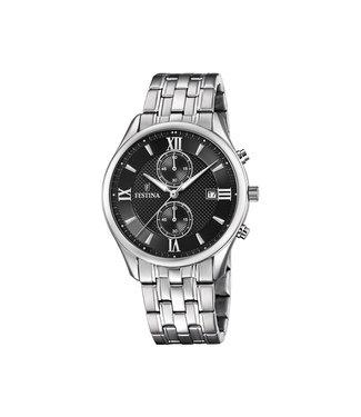 Festina Retro heren horloge F6854/8