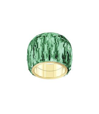Swarovski Nirvana ring Emerald