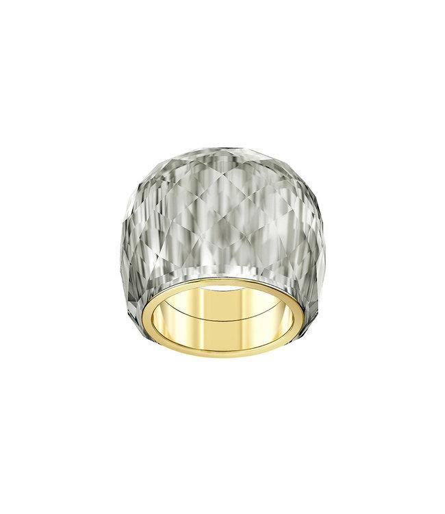 Swarovski Nirvana ring Bdia/Pgo