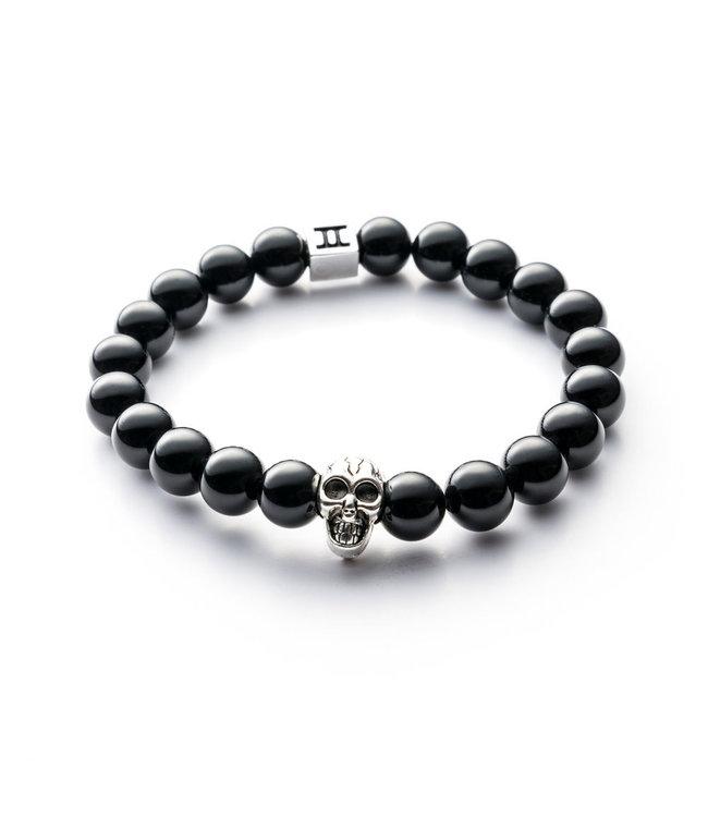 Gemini Skull Black