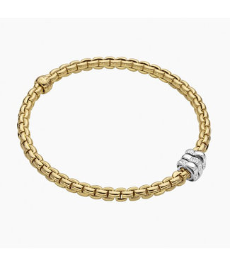 Fope armband Eka Tiny bicolor 739B BBRM