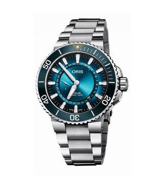Oris Great Barrier Reef III Limited Edition heren horloge 0174377344185-SET