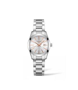 Longines Conquest Classic dames horloge L22864726